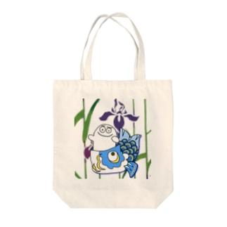 TANGOぺるぺる Tote bags