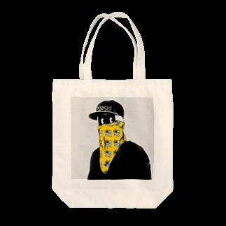 NET SHOP BOYSのちょいワル Tote bags