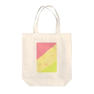 バンビちゃん Tote bags
