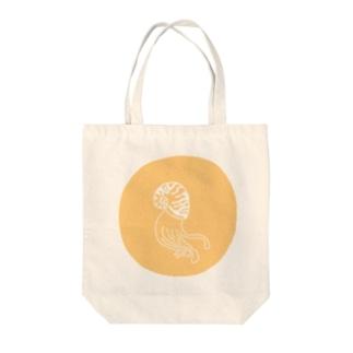 貝のお月見 Tote bags