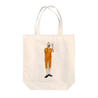Takashi's Tote bags