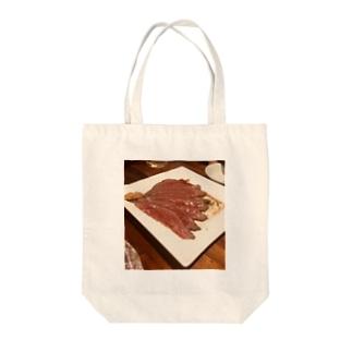 ぞんパイのローストビーフトートバッグ Tote bags
