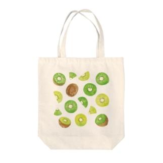 キウイトート Tote bags