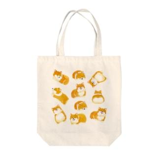 コーギートート Tote bags