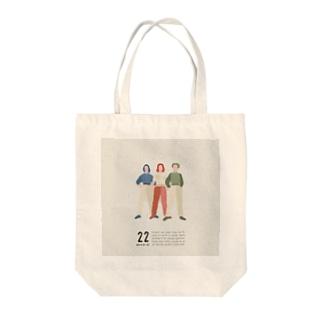 【2019.01.22】新井リオの英語日記グッズ Tote bags