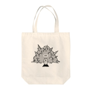 END Tote bags