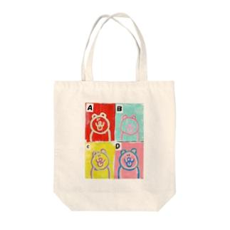 POP ART Tote bags