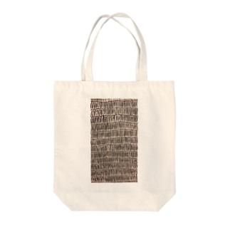 ボーン Tote bags