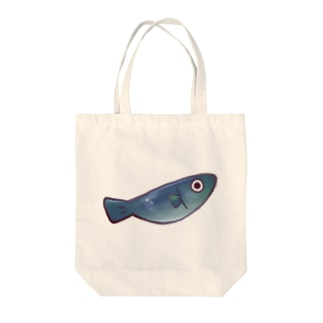 サメ Tote bags