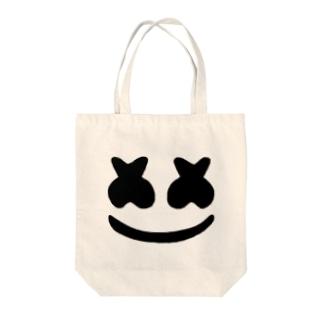 マシュメロ Tote bags