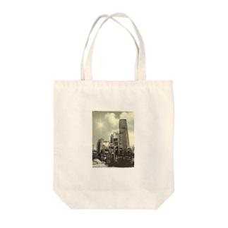 札の辻 Tote bags