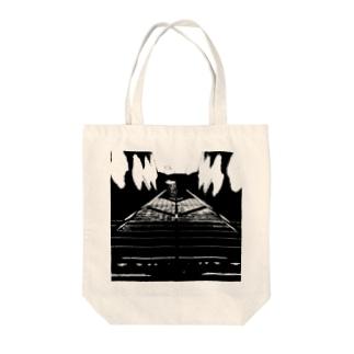 horror cinéma Tote bags