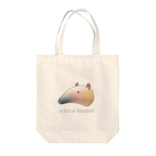 アリクイの生首 Tote bags