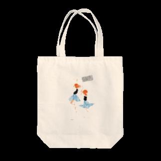 佳矢乃のダンス Tote bags