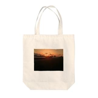 ゆうひシリーズ Tote bags