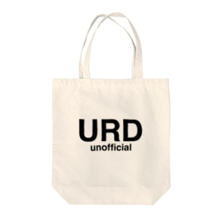 【URD_unofficial 】  Official トートバッグ Tote bags