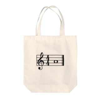 次のピアノの発表会で弾く曲 (短っ!) Tote bags