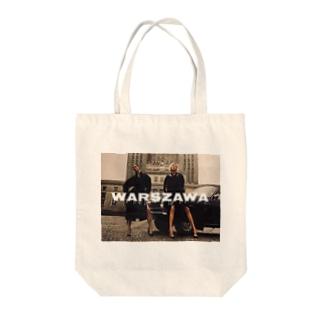 VOGUE warszawa Tote bags