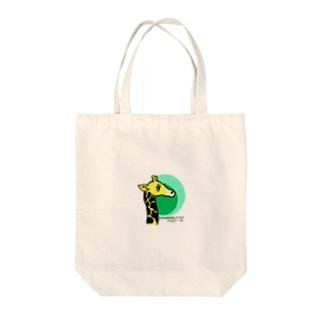 ハッピース Tote bags