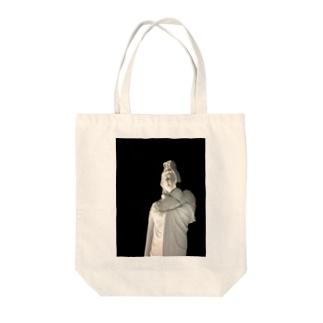 地元の観音シリーズ Tote bags