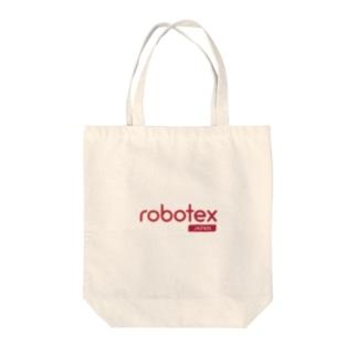 Robo_Japan Tote bags