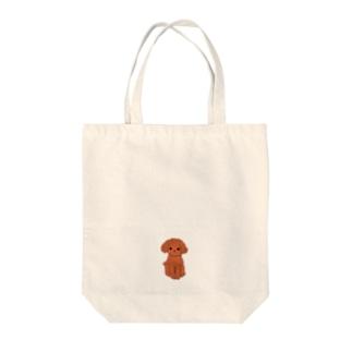 わんっ Tote bags