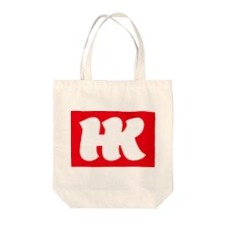 HKロゴ01 Tote bags