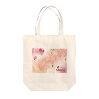 ─エデン─ Tote bags