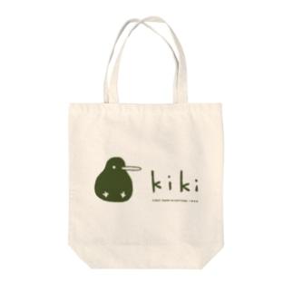 キキちゃん(淡色用) Tote bags