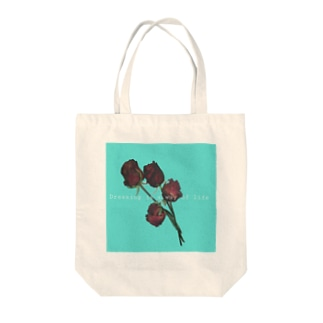 Dressing is a way of life Tote bags