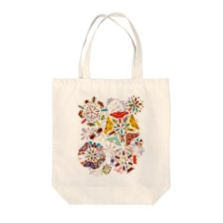 日本の昆虫好き Tote bags