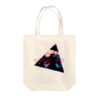 WONDER LAND. Tote bags