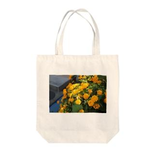 黄色いお花 Tote bags