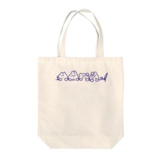 ひょっこりのんびり Tote bags
