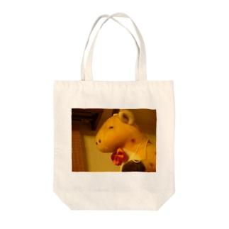 マスコット Tote bags