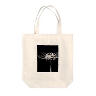 骨×彼岸花 Tote bags