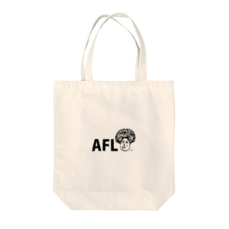AFLO Tote bags