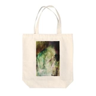 グラフィカルⅤ Tote bags