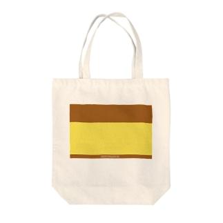 カステラ王国 Tote bags