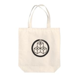 TOFU-MON Tote bags
