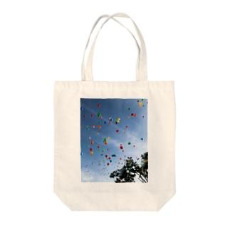バルーン Tote bags