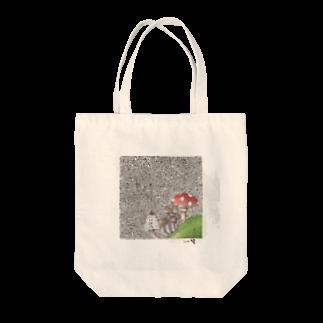 Emi_matsu5257のきのこ Tote bags
