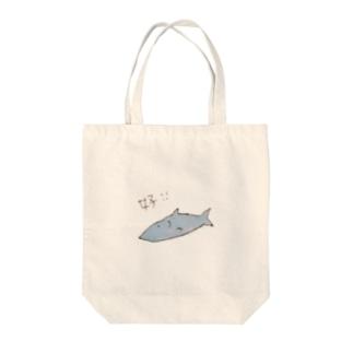 虱目魚 Tote bags