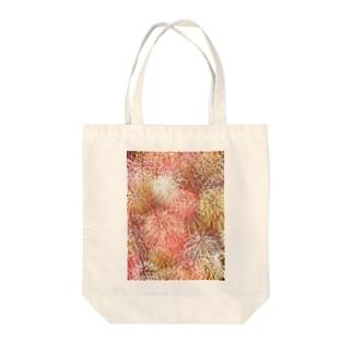 HANABI Tote bags