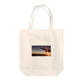高揚 Tote bags
