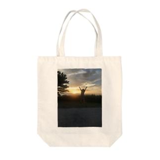 わーいわい Tote bags