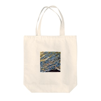 波紋 Tote bags