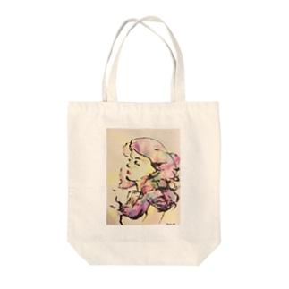 いい香り Tote bags