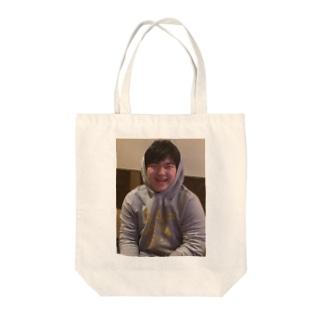 ジョンソン〜遺影篇〜 Tote bags