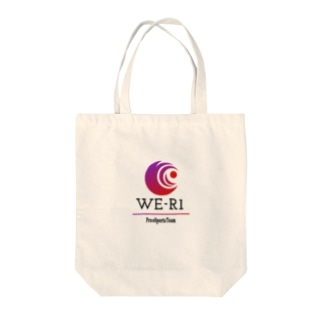 WE-R1 Fan Series 1st Edition  Tote bags
